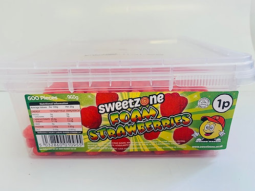 Sweetzone Foam Strawberries