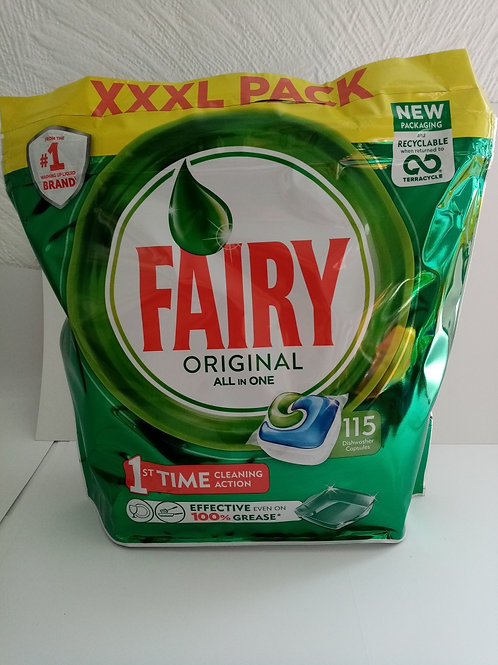 Fairy Original All in One XXXL (115 Capsules)