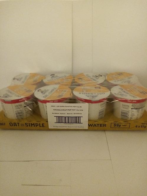 Oats so simple golden syrup porridge