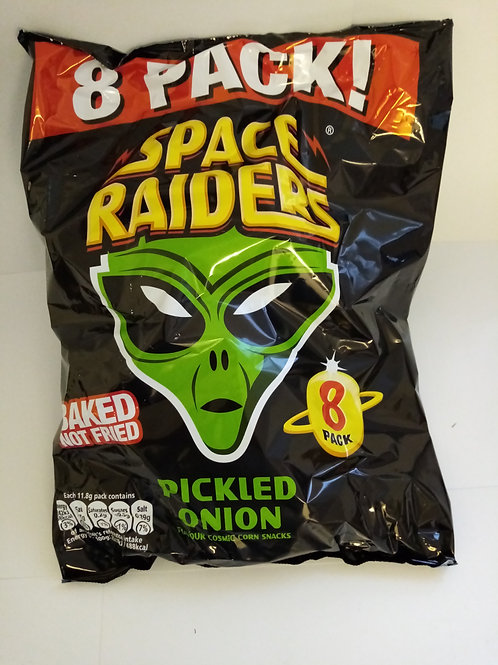 Pickled onion space raiders