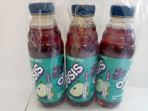 oasis blackcurrant and apple clearance