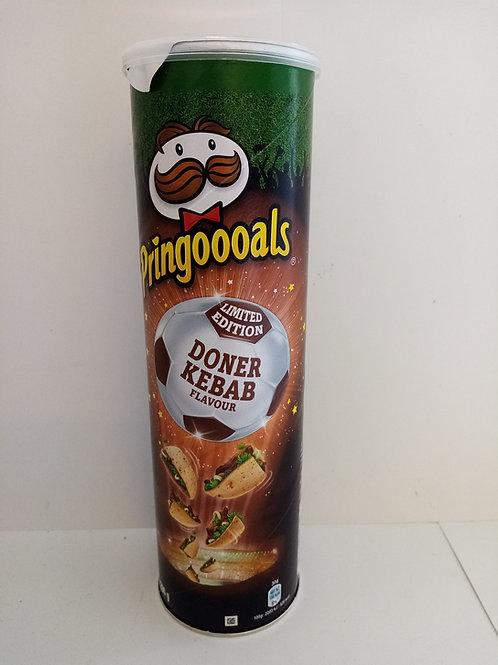 Pringles doner kebab flavour