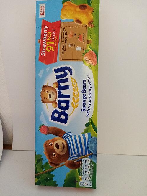 Barney Sponge bears strawberry