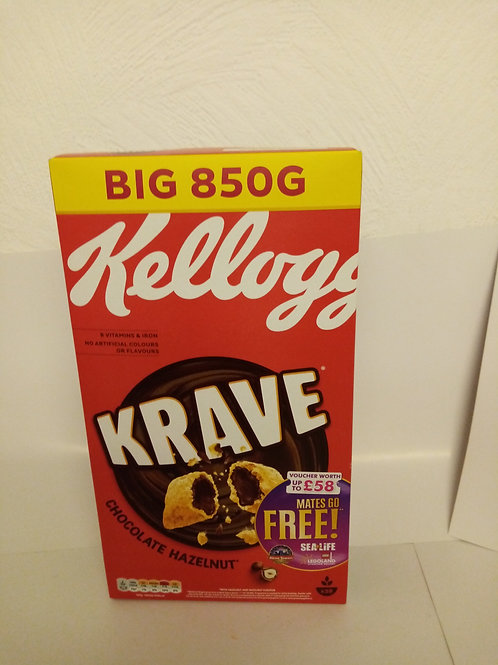 Kellogs crave 850g