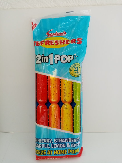 Refreshers 2 in 1 FREEZE AT HOME POPS