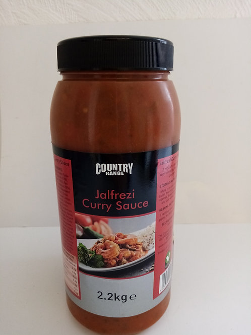 Country Range curry sauce