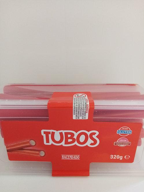 Tubos strawberry pencils