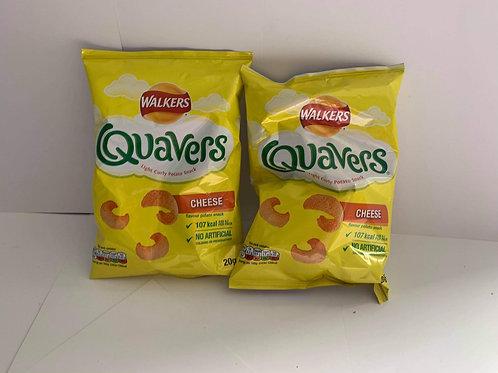 Quavers 2 pack