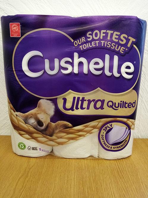 Cushelle 9 pack
