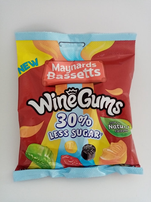 Wine Gums 130g Clearance