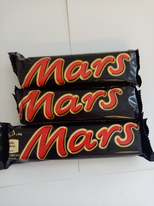 Mars 3 pack clearance