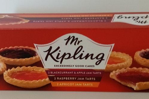 Mr Kipling Jam Tarts