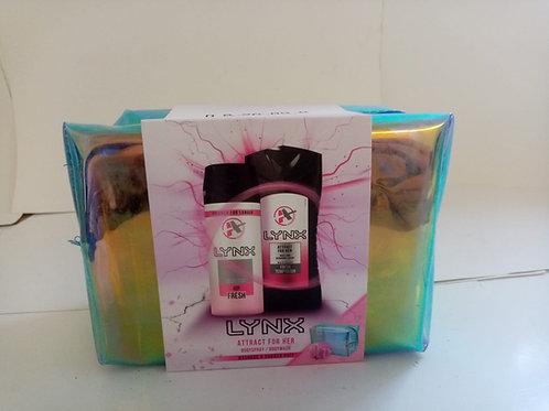 Lynx women's gift set