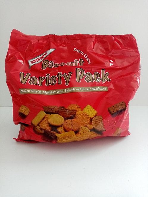 Biscuit Variety Pack 500g