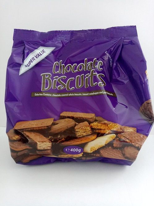 Chocolate Biscuits 400g