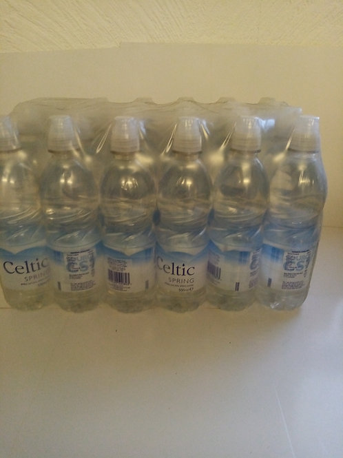 Celtic water