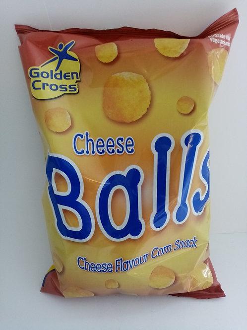 Golden Cross Cheese Balls 150g
