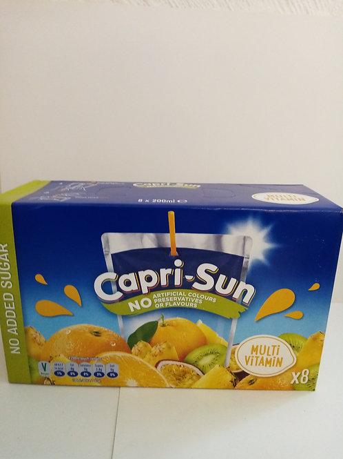 Capri sun multi vitamin 8 pack