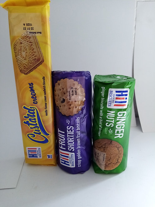 Mixed biscuit pack