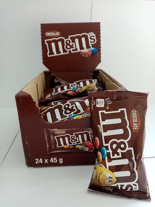 M &M Chocolate