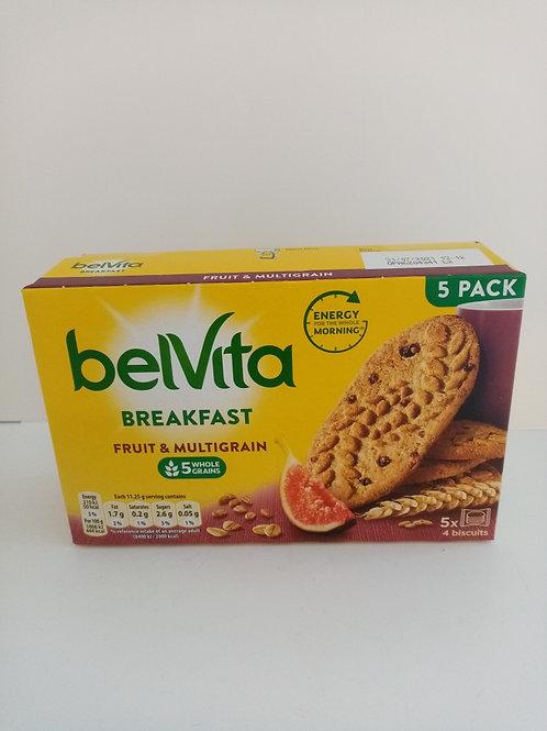 Belvita Fruit & Multigrain