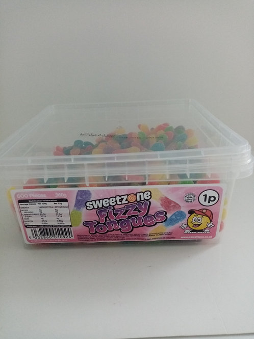 Sweetzone Fizzy Tongues