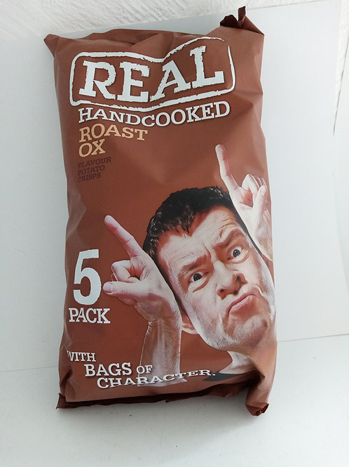 Real ox crisp 5 pack