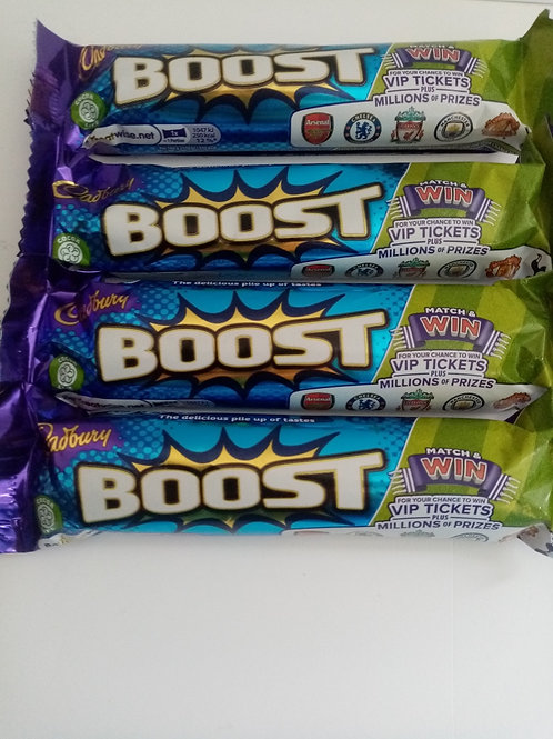 Boost 4 pack clearance