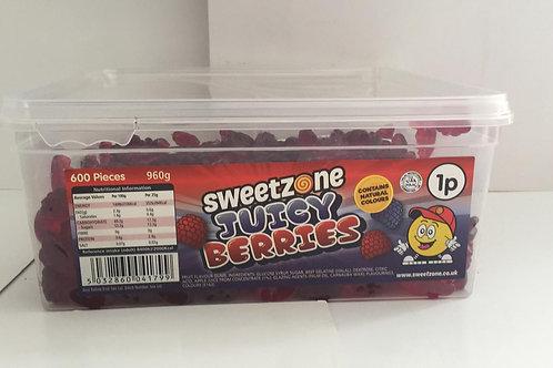 Sweet zone juicy berries