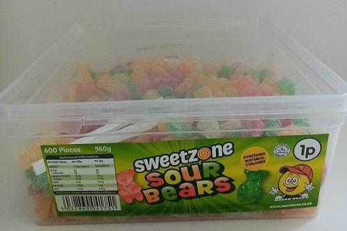 Sweetzone Sour Bears