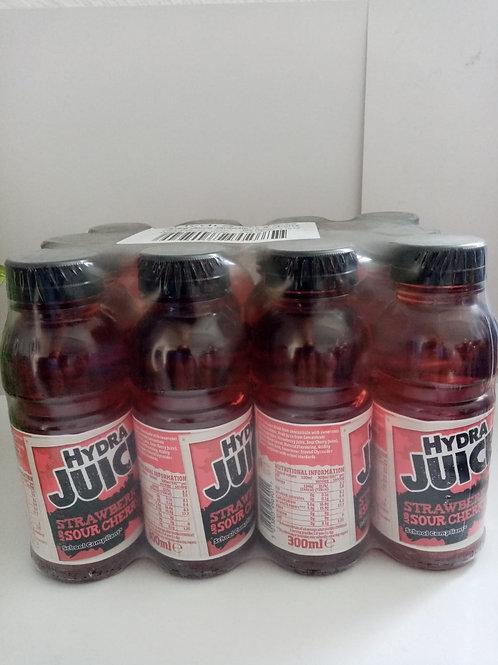 Hydro juice strawberry and cherry