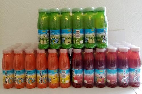 Mix and match aquajuice
