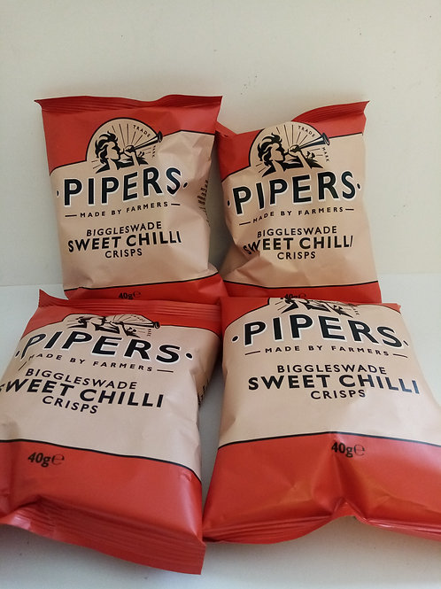 Pipers sweet chilli 4 pack