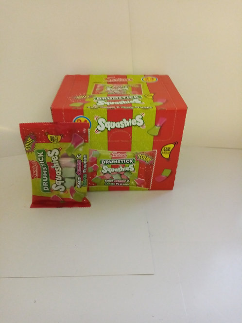 Squashies sour cherry and apple