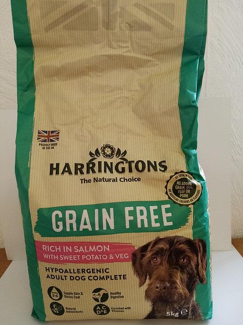 Harringtons grain free