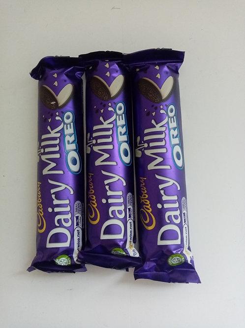 Dairy Milk Oreo Bars 3 pack