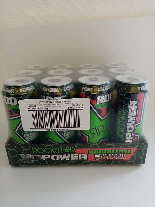 Rockstar Power Apple