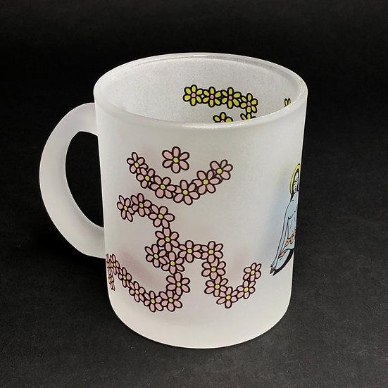 Drinking Nectar - 11oz - Saddhu Frosted Mug