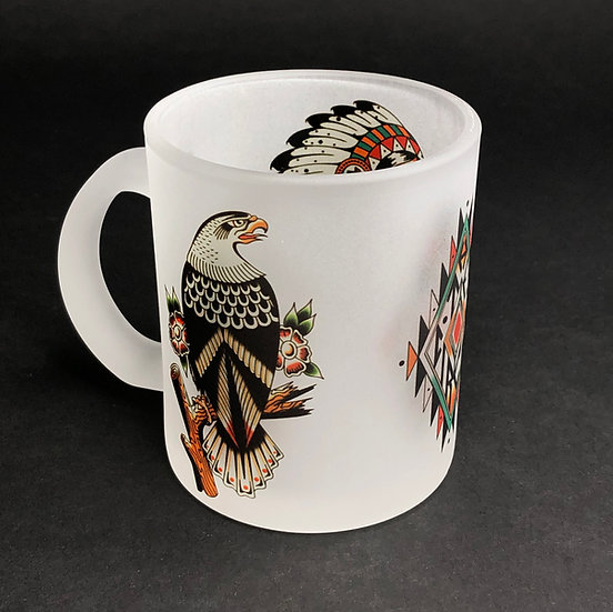 Marcos Fam - 11oz - Native Frosted Mug