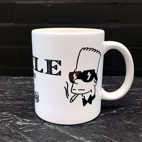 Dicky - 11oz - Smoking Bart Mug
