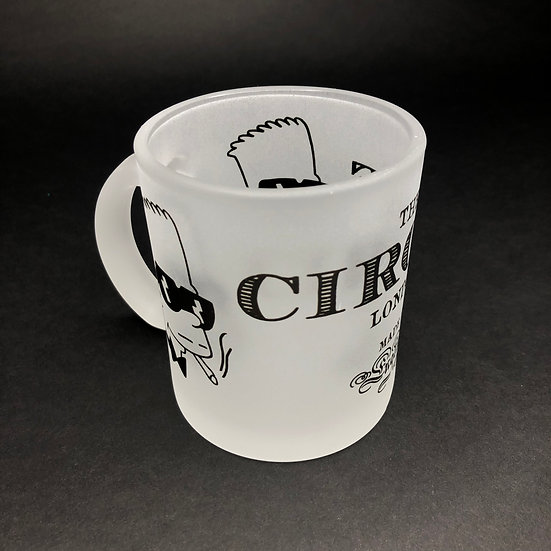 Dicky - 11oz - Smoking Bart Frost Mug