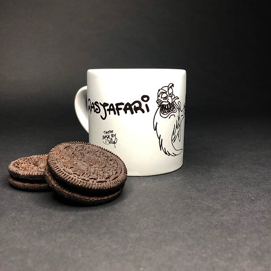 Dicky - 6oz - Rasjafari Mug
