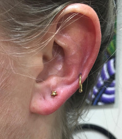 low helix with danila tarcinale's 18k ye