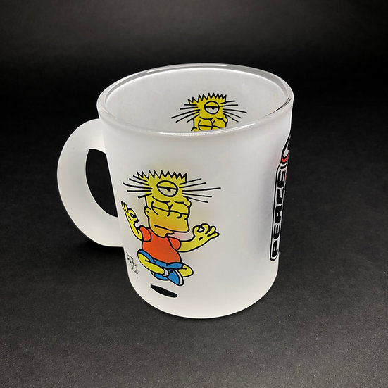 Dicky - 11oz - Om Bart - Frosted Mug