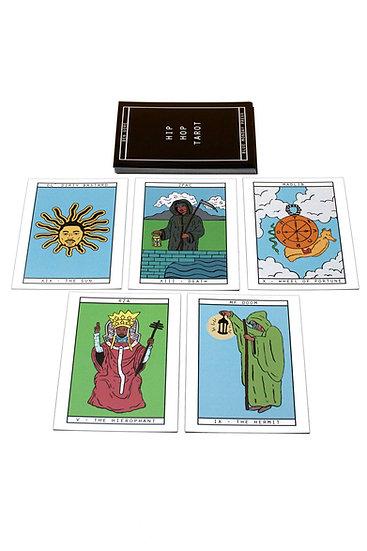 Hip Hop Tarot Cards by Ben Gore