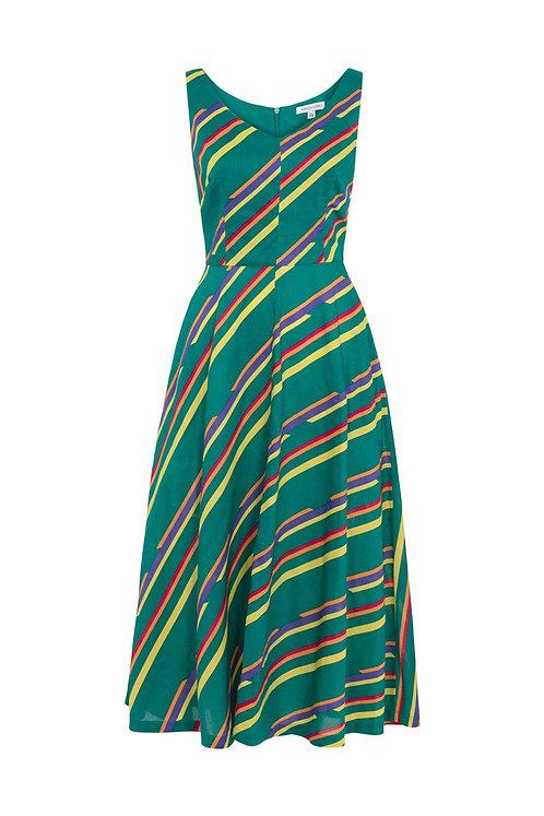 MARGOT DRESS-A flash of bright