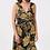 Thumbnail: Roisin Vintage Hawaiian Print Wrap Dress