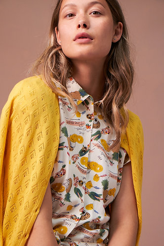 Knot Blouse Punch