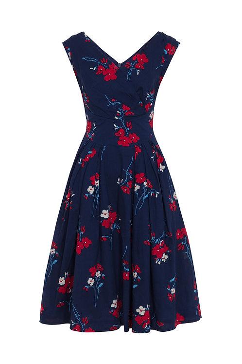 FLORENCE DRESS-Spring florets