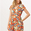Thumbnail: Sophie Tropical Punch Fit & Flare Dress